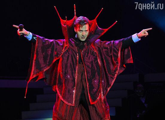 «Я надеюсь, что на мое выступление придут преданные московские зрители, по которым я очень соскучился»