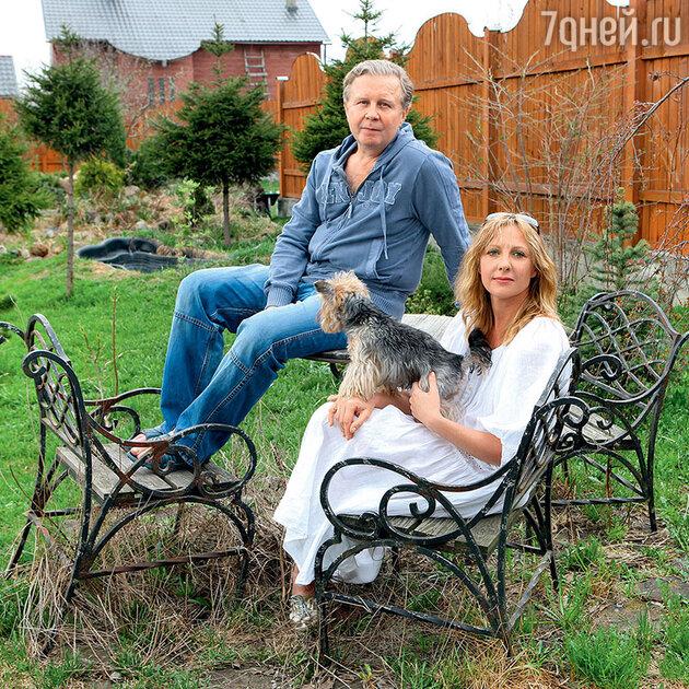 Валерий Шальных и Елена Яковлева