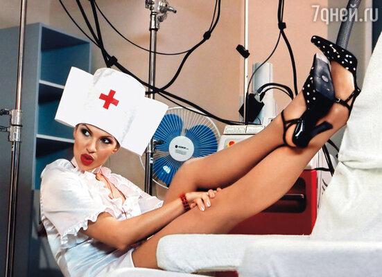 Роль Медсестры стала для меня визитной карточкой