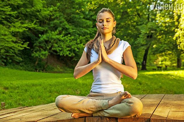 Счастье — это здоровье. А здоровье — это привычка делать правильный выбор относительно физической нагрузки, дыхания и питания