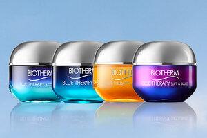 «Сладкий» уход Boitherm Blue Therapy
