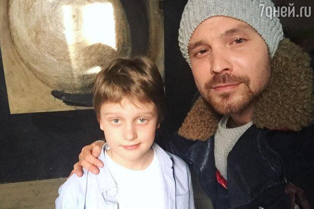Алексей Чадов и Артем Башенин
