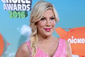 Звезда сериала «Беверли Хиллз 90210» станет мамой в пятый раз