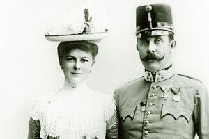 Франц Фердинанд и София Хотек: роковой выстрел