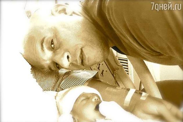 Вин Дизель стал отцом в третий раз