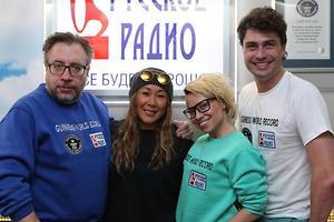 60 часов без сна: ведущие «Русского Радио» устанавливают новый рекорд