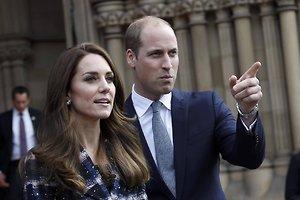 Герцогиня Кэтрин и принц Уильям выбирают имя для своего третьего ребенка