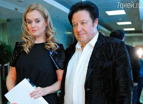 Анна Михалкова и Александр Митрошенков