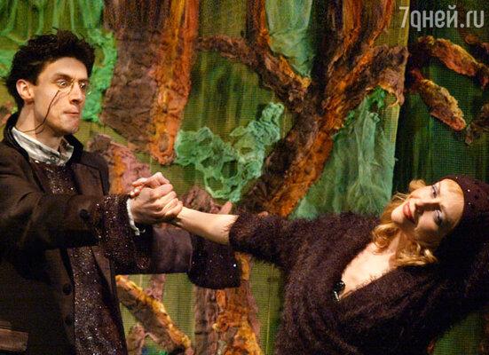 Спектакль «Чайка» в Театре «Школа современной пьесы»