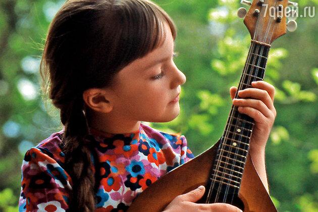 Наша дочь Арина, 1978 год