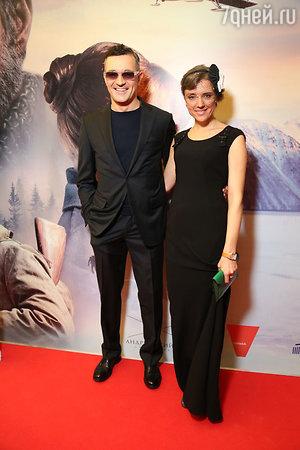 Егор Бероев с Ксенией Алферовой