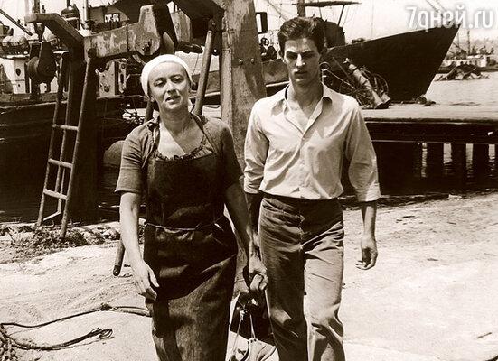 Георге Грыу и Маргарита Терехова в фильме «Все могло быть иначе». Тот самый снимок...