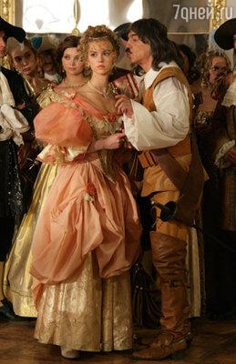 В картине «Возвращение мушкетеров, или Сокровища кардинала Мазарини» мы с Боярским сыграли отца и дочь