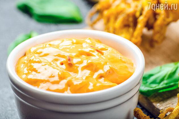Сырно-медовый соус