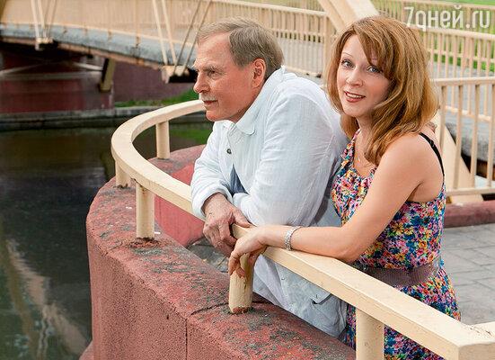 Роман с белорусской актрисой Аллой Пролич перебил все мои бывшие влюбленности. В Алле было что-то свежее, очаровательное