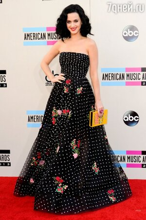 Кэти Перри на American Music Awards 2013