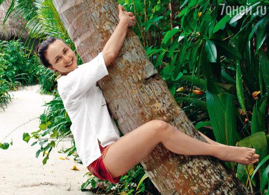 Пока остальные туристы нежились напеске, АннаСнаткина изучила весь остров