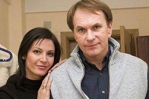 У Алексея Гуськова и Лидии Вележевой родилась внучка