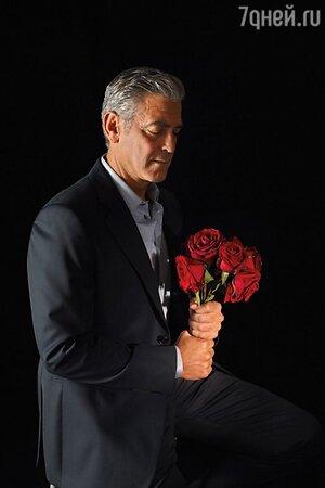 Джордж Клуни для W Magazine