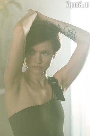 Солистка группы «Моя Мишель» Татьяна Ткачук