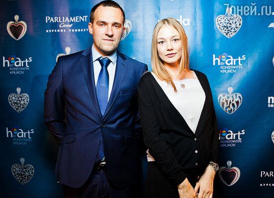 Альбер Кингсли и Оксана Акиньшина