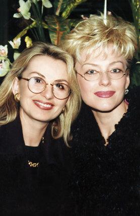 Подруга Ира Понаровская всегда была на моей стороне. В нашей истории она считает виноватым Славу...