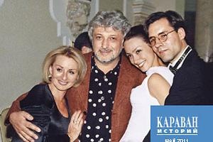 Ирина Добрынина: «Слава скрывал от меня даму сердца»