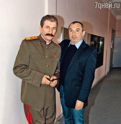 Федор Добронравов и Николай Фоменко