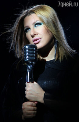 15  ноября пройдет  большой сольный концерт Евы Польна