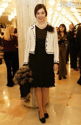 Первое лицо Первого канала Екатерина Андреева бесспорно является самой красивой женщиной российского телевидения.