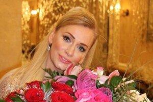Наталия Гулькина осталась без голоса