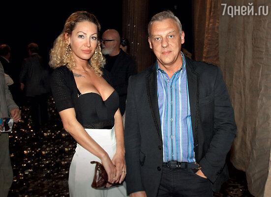 Александр Половцев с новой избранницей Александрой
