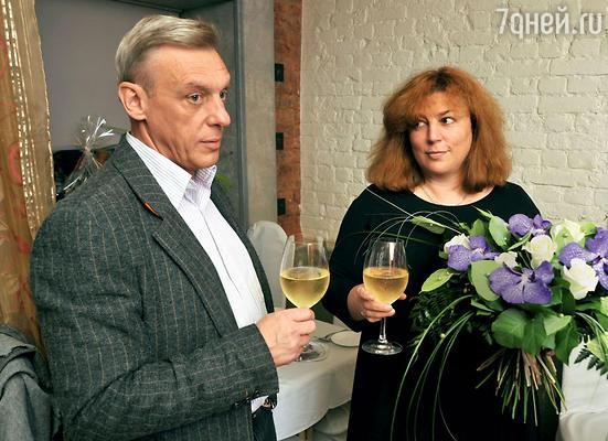 Александр Половцев и Юлия Соболевская
