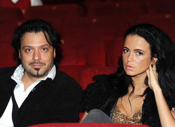 Владимир Тишко и Эмилия Вишневская
