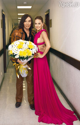 Валерий Леонтьев и Жанна Фриске