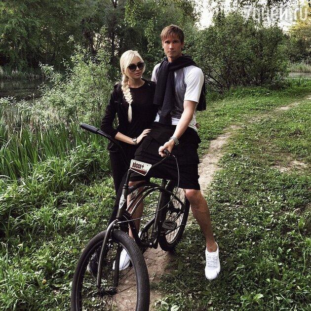 Алена Шишкова и Антон Шунин