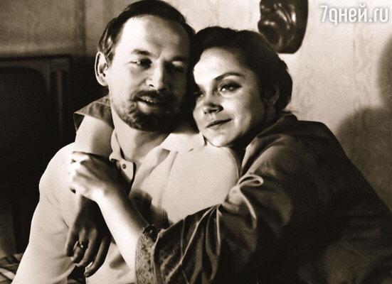 В картине «Странная женщина» Ирина Петровна и Василий Семенович сыграли вместе
