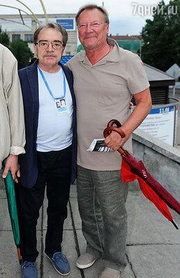 Сергей Шакуров и Александр Адабашьян