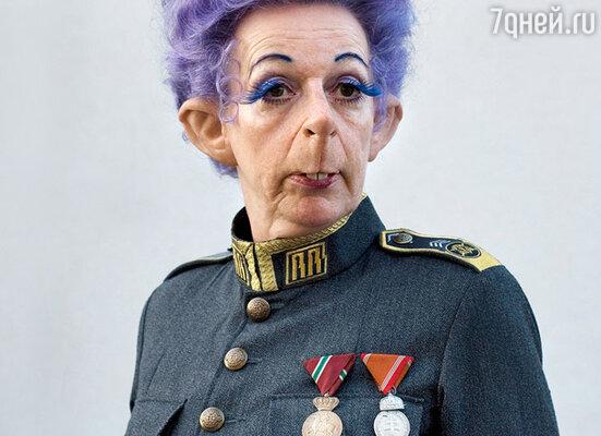 Роль Крысиной Королевы исполнила британская актриса Фрэнсис де ла Тур