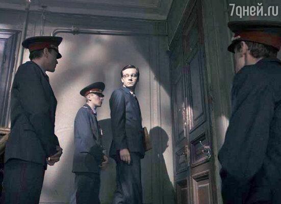 Кадр сериала «ТТ»