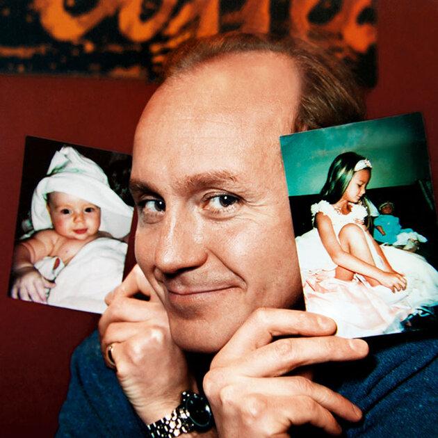 Панин очень любил своих детей, был потрясающим отцом, добрым и заботливым