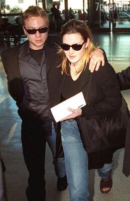 С первым мужем Джимом Триплтоном