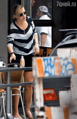 Кейт улетела на остров Неккер сЛуисом Даулером, а вернулась с Недом Рокнроллом. Влюбленные в Нью-Йорке, 22 сентября 2011 г.
