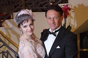 Как Наталья Толстая вышла замуж