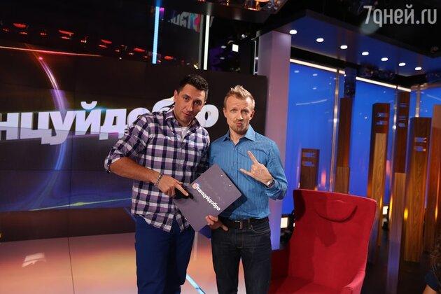 Денис Стойков и Антон Комолов
