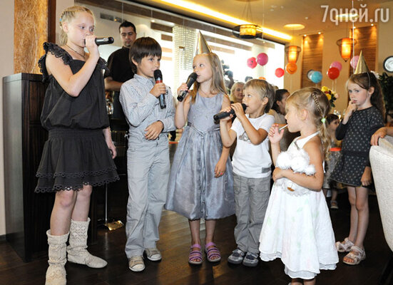 Дети Ивана и Оксаны