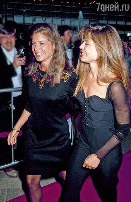 Лесли Хэмилтон стала дублером своей сестры Линды в фильме «Терминатор 2: Судный день»