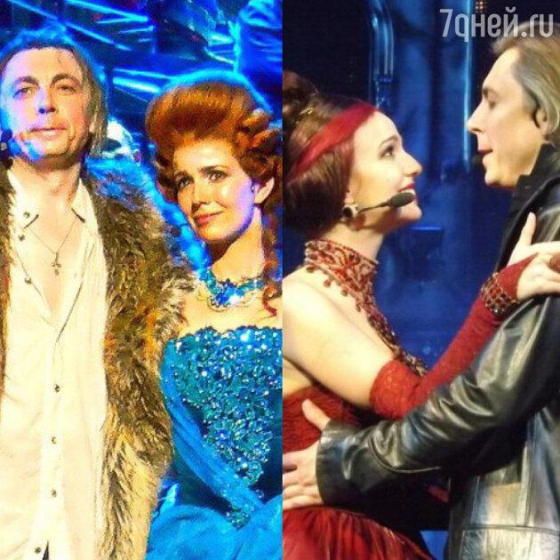 Валерия Ланская и Игорь Балалаев