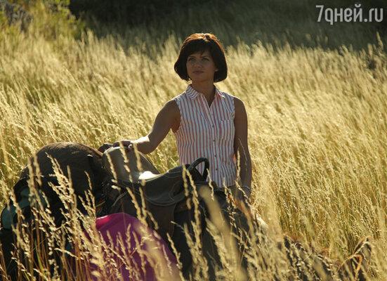 Анастасия Задорожная в фильме «Кавказская пленница 2»