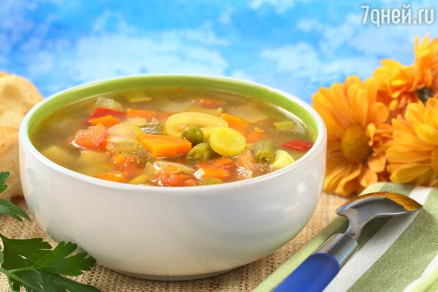 Сельдереевый суп для похудения от Дарьи Сагаловой